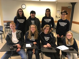 OJH Academic Team Heads to Nationals