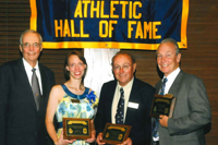 Hall of Fame Award Winners
